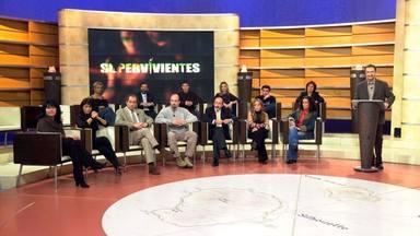 Paco Lobatón, el veterano periodista también pasó por Supervivientes