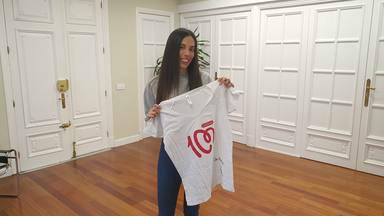 ¿Quieres ganar la camiseta de CADENA 100 firmada por Eva Calvo?
