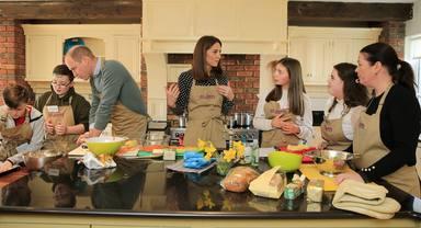 Los expertos recomiendan buscar recetas sanas y saludables para hacer en casa