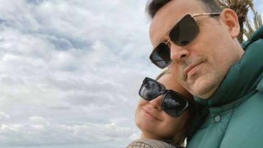 Laura Escanes y Risto Mejide, juntos contra viento y marea