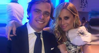 Marta Sánchez demuestra lo enamorada que está de su pareja Federico León