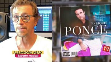 Alejandro Abad disco Enrique Ponce