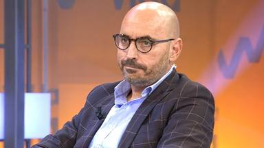 Diego Arrabal vuelve a 'Viva la vida' tras su repentina marcha