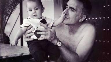 Juan y Medio y su sobrino