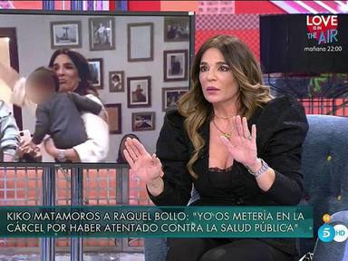 Raquel Bollo pide disculpas