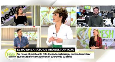 Sonsoles Ónega, en shock tras el desafortunado comentario de Sofía Suescun en Ya es mediodía: Dais asco