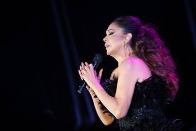 Isabel Pantoja no ha contado la verdad sobre el aplazamiento de sus conciertos en Chile