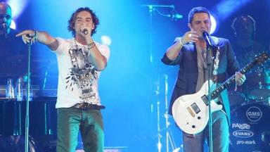 Bisbal habla sobre su amistad con Alejandro Sanz