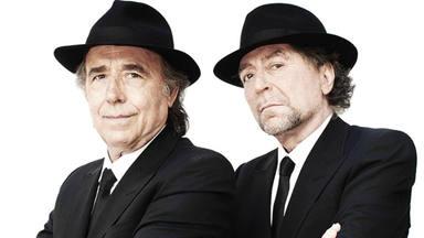 Joan Manuel Serrat y Joaquín Sabina anuncian gira conjunta