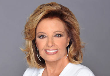 La expresentadora de Mediaset, María Teresa Campos