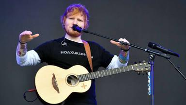 Ed Sheeran emociona al Wanda Metropolitano