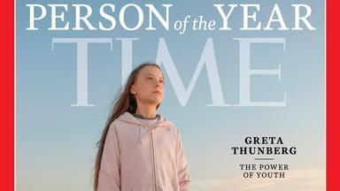 Greta Thunberg, persona de l'any 2019 segons la revista 'Time'