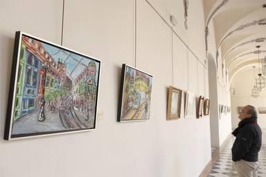 Exposición en el Palacio de la Merced