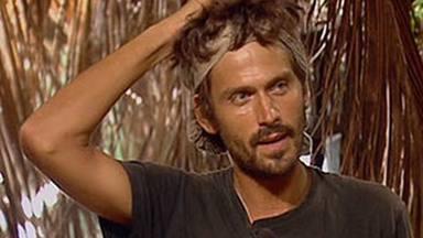 Guillermo Martín en Supervivientes