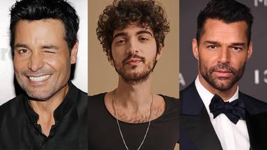 La obsesión de Isma Romero con Chayanne y Ricky Martin