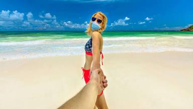 El coronavirus en el agua de la playa y en la psicina