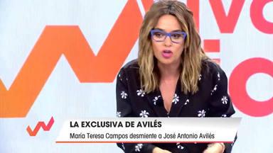 Viva la Vida: Toñi Moreno y José Antonio Aviles