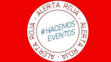 Artistas, intérpretes y trabajadores del sector de la música apoyan 'Alerta Roja Eventos' por falta de ayudas