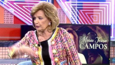 María Teresa Campos desmiente a Jorge Javier Vázquez