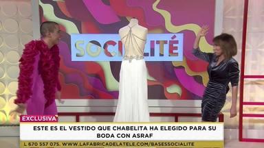 """La predicción de María Patiño sobre el matrimonio de Isa P tras ver el vestido de boda: """"Ojalá me equivoque"""""""