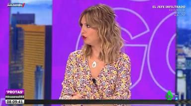 """Alfonso Arús, en 'shock', tras la inesperada propuesta de una colaboradora del programa: """"Ya estoy ocupado"""""""