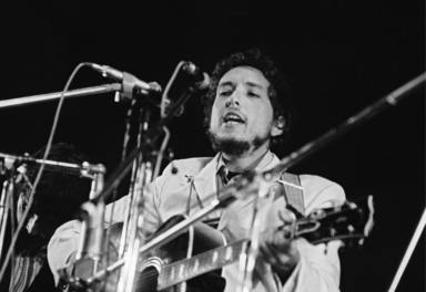 Bob Dylan, responsable del tema 'Knockin' of Heaven Door'