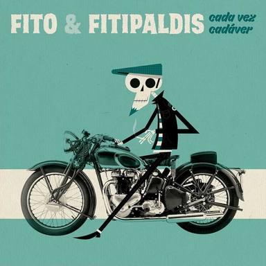 Cada vez cadáver es el nuevo disco de Fito y Fitipaldis