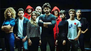 'La casa de papel' y 'Arde Madrid', entre las series favoritas para los Premios de la Unión de Actores