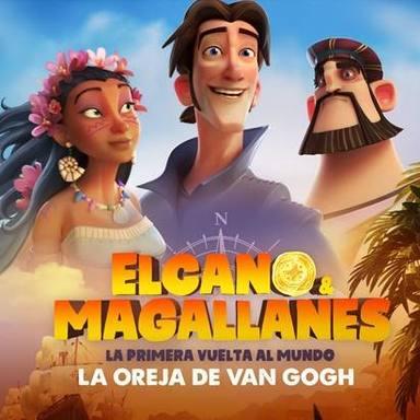 Elcano y Magallanes La Primera Vuelta al Mundo