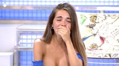 Violeta se reencuentra con Julen en 'MYHYV'
