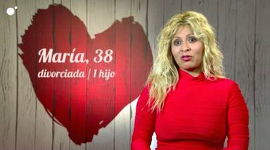 María en First dates