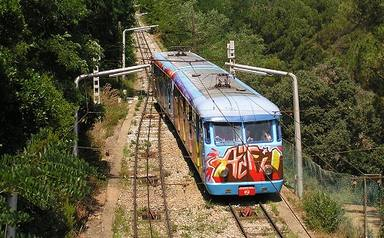 Adéu a l'antic funicular del Tibidabo