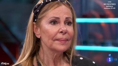 Ana Obregón, la repescada de 'MasterChef Celebrity' más fugaz, se despide con dardo de Tamara Falcó incluido