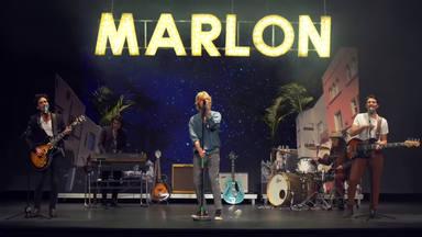 "Marlon presentan, romanticamente, la canción titulada ""24/7"""
