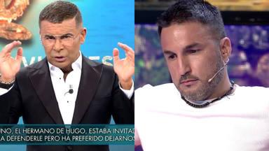Jorge Javier explota contra el hermano de Hugo Sierra por dejar plantado a 'Sábado Deluxe'