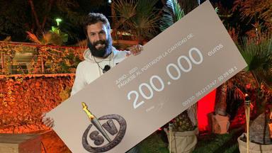Jorge Pérez, el guardia civil que ha hecho historia ganando 'Supervivientes'