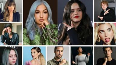 Artistas influyentes en la música que no superan los 25 años