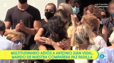Paz Padilla y su hija Anna Ferrer, unidas frente a la adversidad