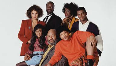 El reencuentro de Will Smith y el elenco de 'El Príncipe de Bel Air' por su 30 aniversario