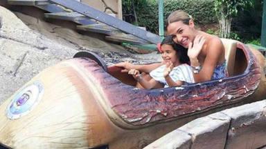 Tamara Gorro comparte su alegría al saber que su princesa ha superado el cáncer
