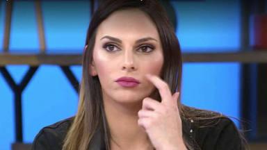 Irene Rosales en el programa de Viva la vida