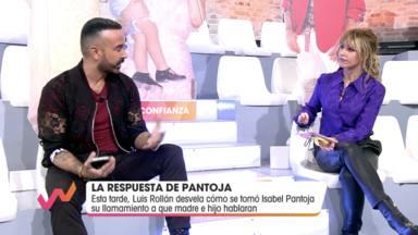 Luis Rollán y Emma García en Viva la vida