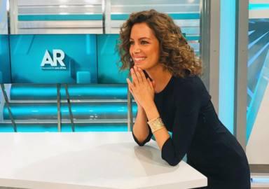 El chasco de Laura Madrueño tras fallar la gran oportunidad de presentar junto a Pedro Piqueras