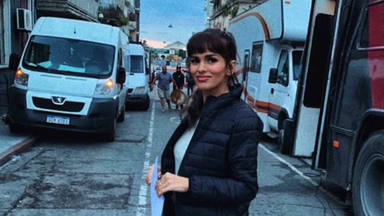 """Sara Sálamo sentencia las amenazas de muerte que ha recibido """"Eso es sobrepasar cualquier línea"""""""