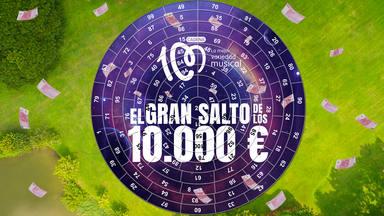 Raquel Gómez Setién, ganadora de 'El Gran Salto de los 10.000 euros' de CADENA 100