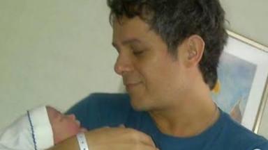 """Las preciosas palabras de Alejandro Sanz hacia su hijo Dylan: """"Mi orgullo de padre supera los límites"""""""