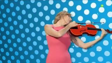 Paz Padilla en una imagen de la promoción de su nuevo programa, 'A simple vista'