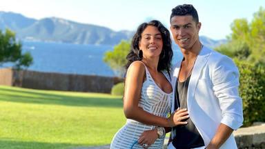 Cristiano y Georgina: felices en su nueva casa de Mánchester