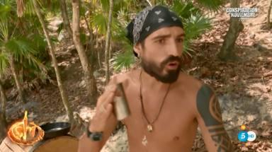 Fabio en 'Supervivientes 2019'