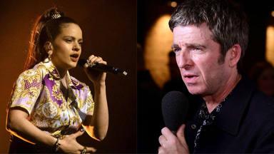 Noel Gallagher y Rosalía